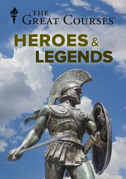 Heroes and Legends - The Most Influential Characters of Literature